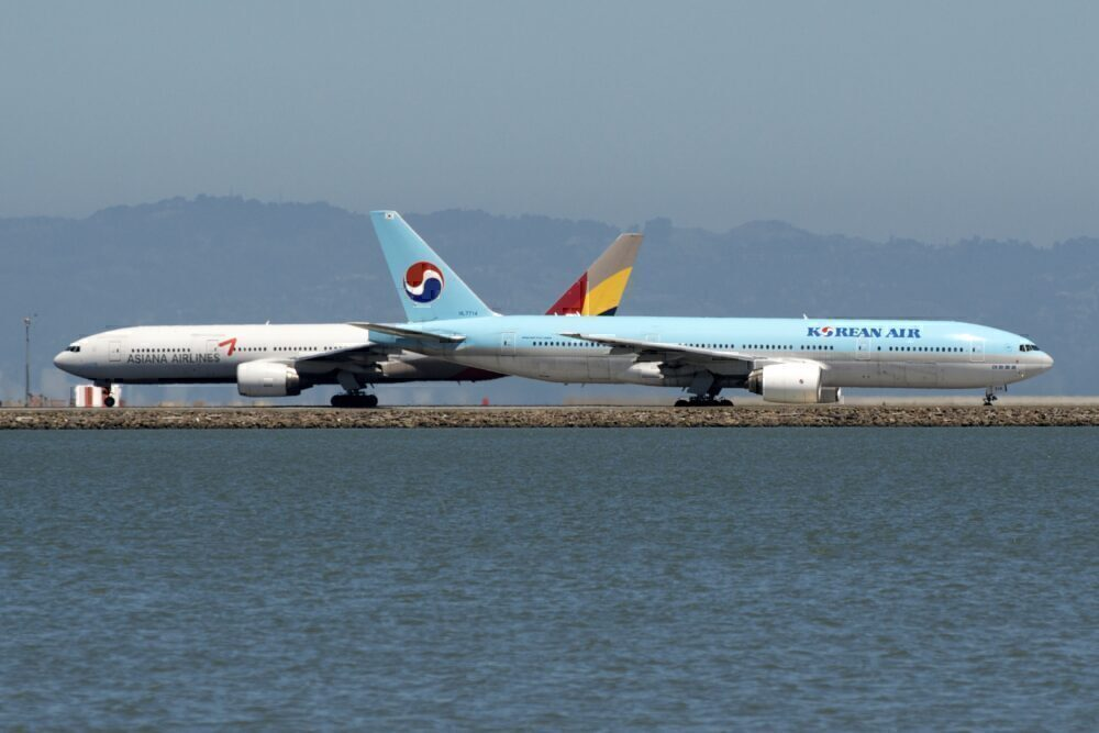 Korean Air Asiana
