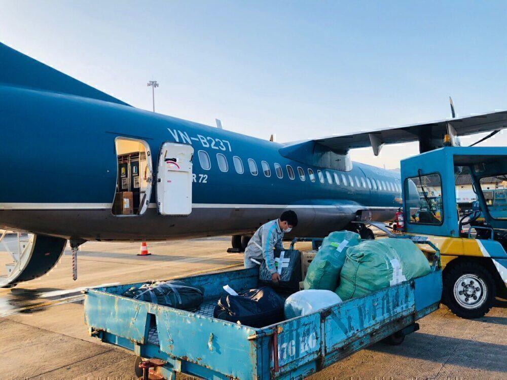 Vietnam Airlines aid