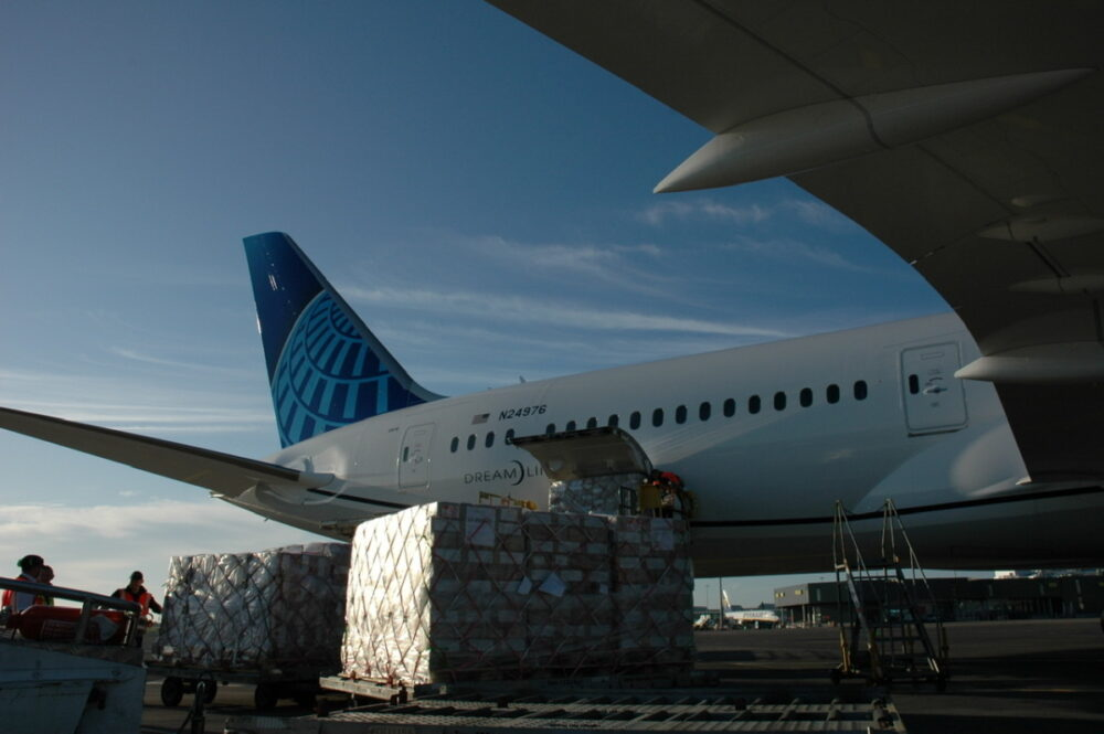 United Cargo Aircraft