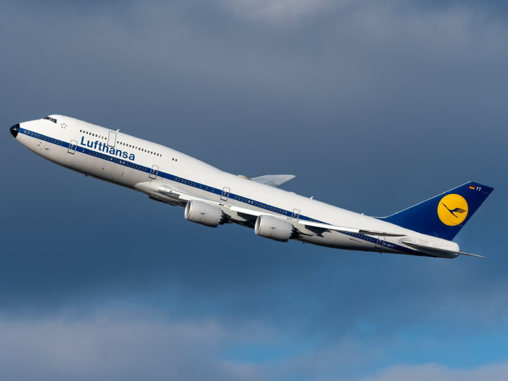 Lufthansa Vincenzo Pace