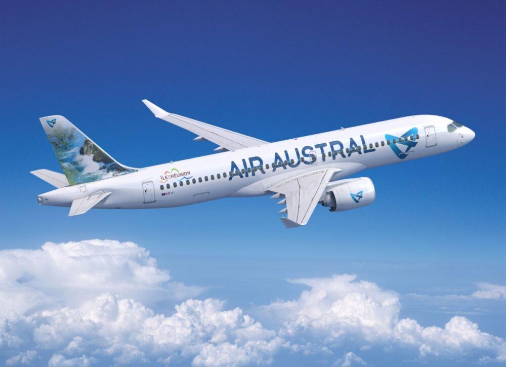 A220 Air Austral