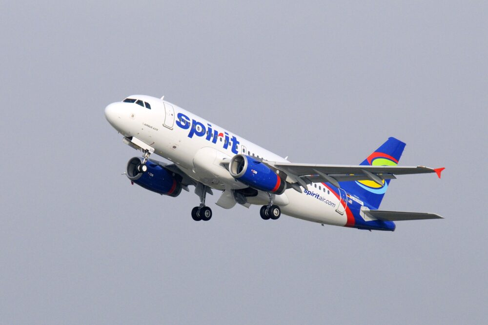Spirit A319 older
