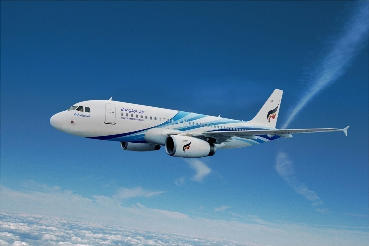 Bangkok Airways A319
