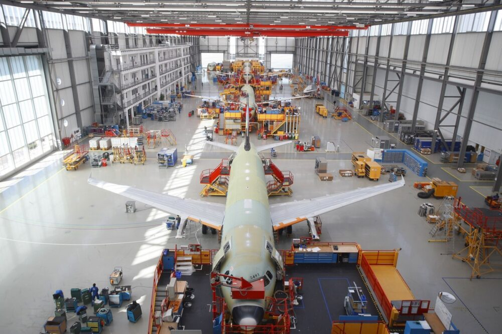 A320 Production