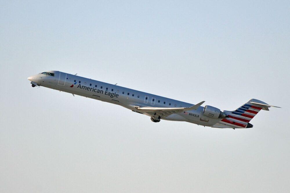 Mesa Airlines, Canadair CRJ-900