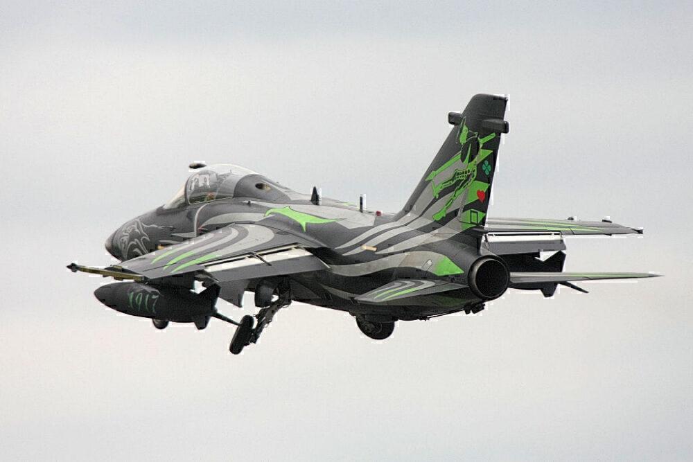 AMX fighter aircraft