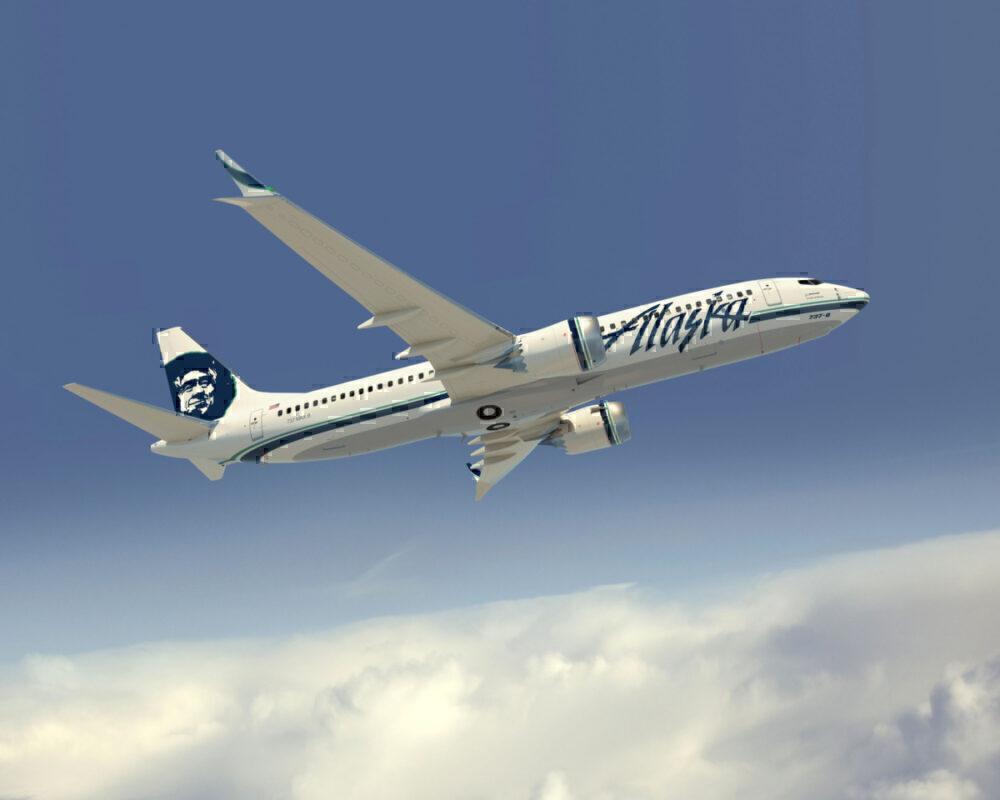 Alaska 737 MAz