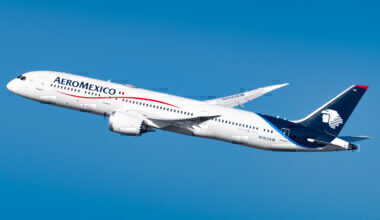 Aeroméxico Boeing 787-9 Dreamliner N183AM