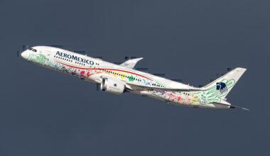 Aeromexico JFK Jets