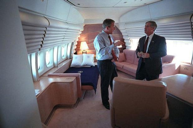 Air Force One suites