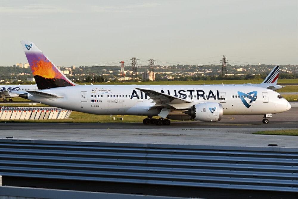 air austral boeing