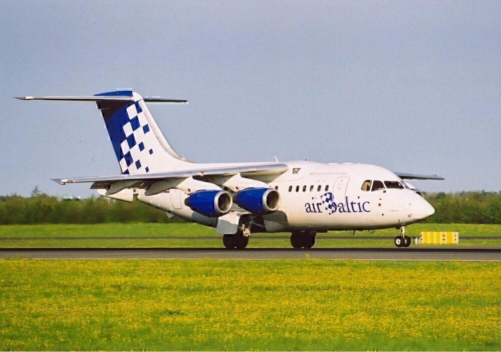 airBaltic, 25 years, anniversary