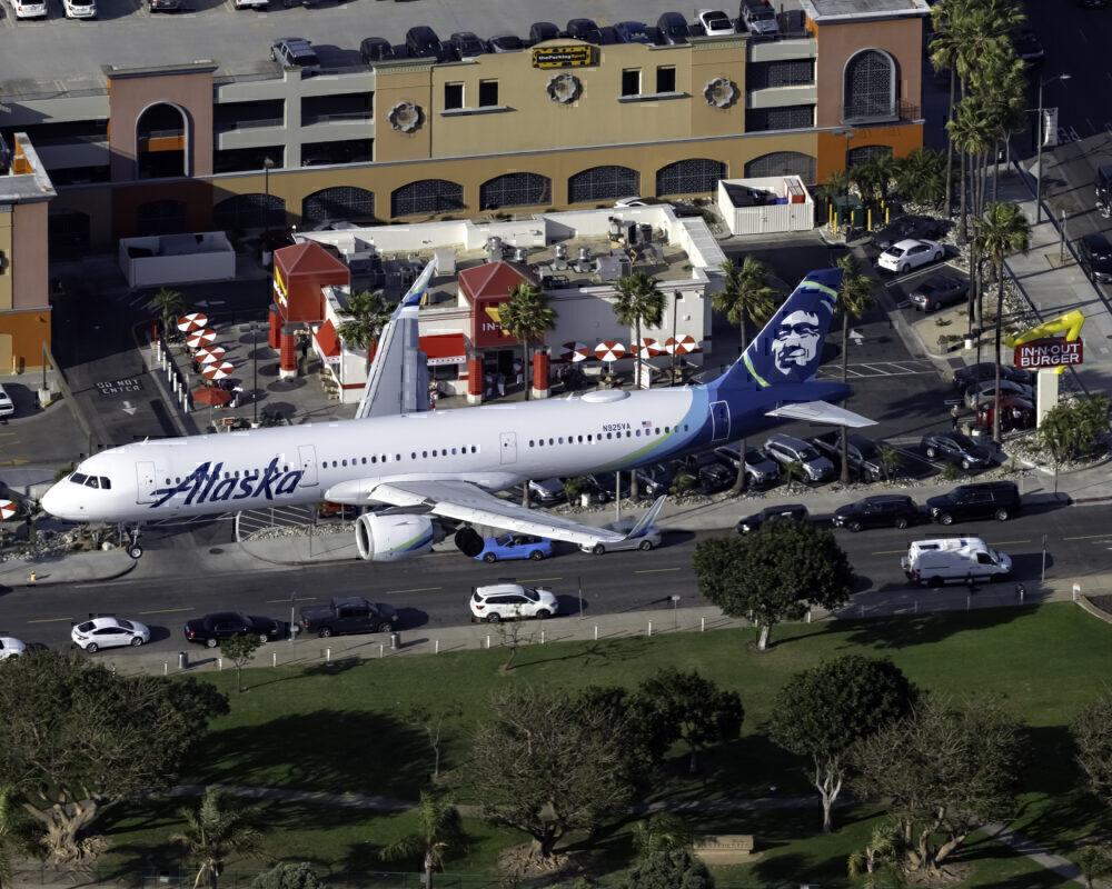 Alaska Airlines Airbus A321-253N N925VA (2)