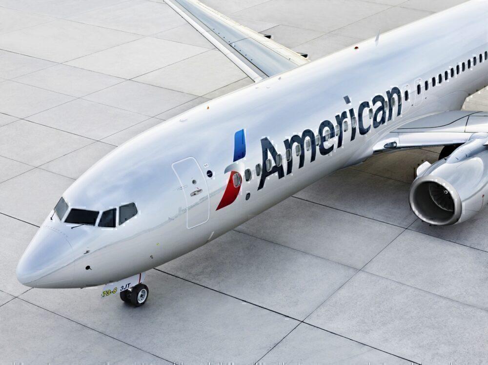 AA 737 MAX