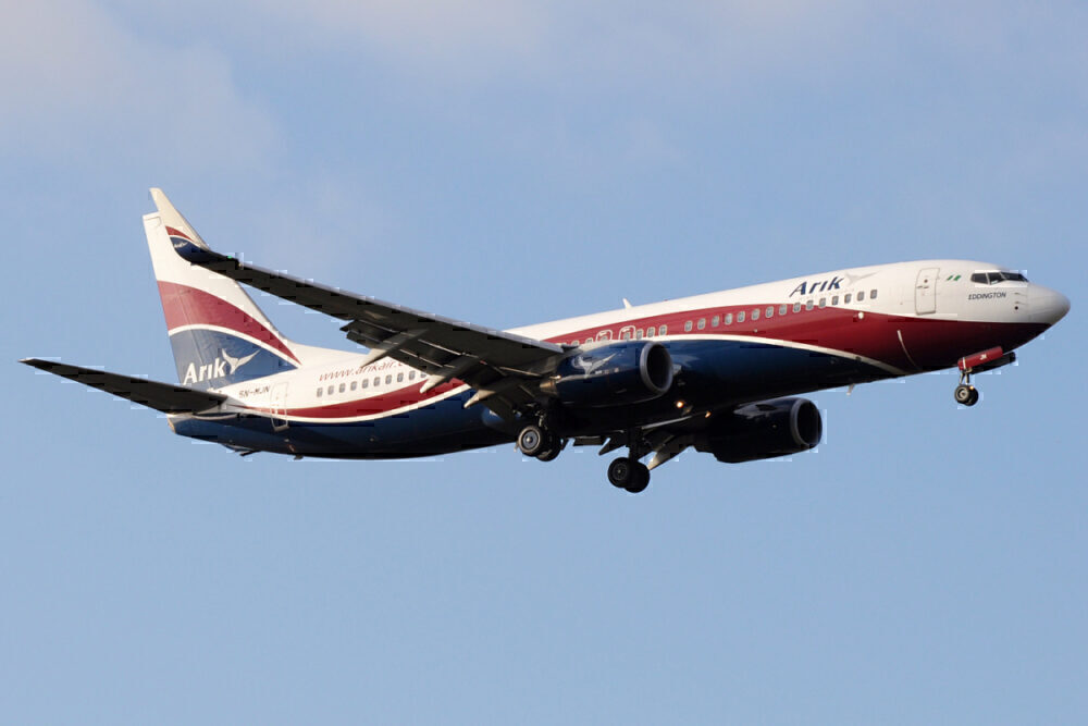 Arik Air London