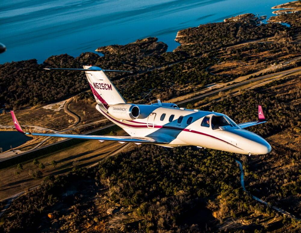 Tamarack Aerospace Plane