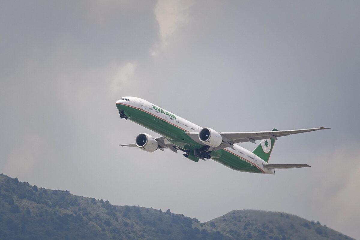 Eva Air Boeing 777 Getty