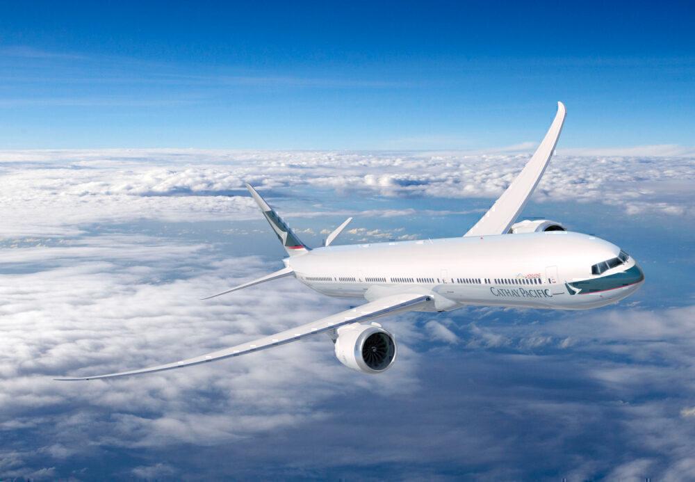 Cathay 777X 777-9