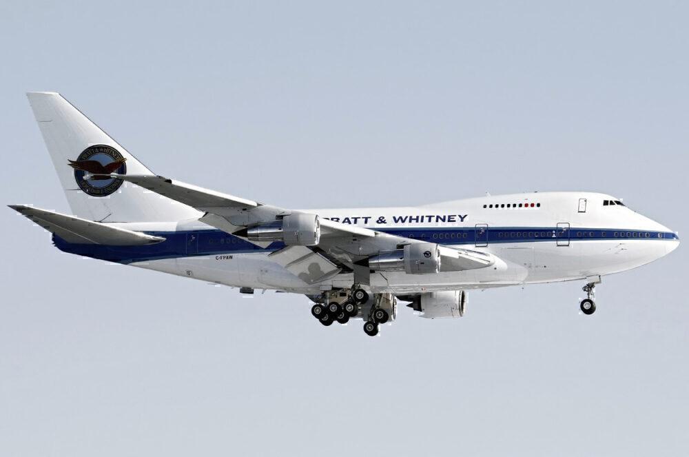 747SP