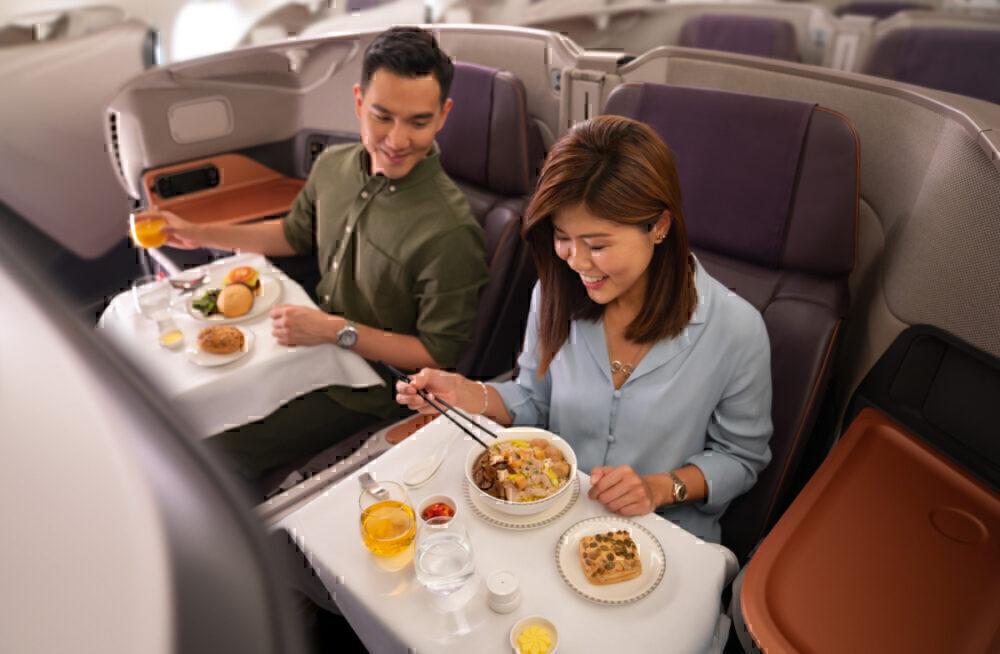 A380 restaurant