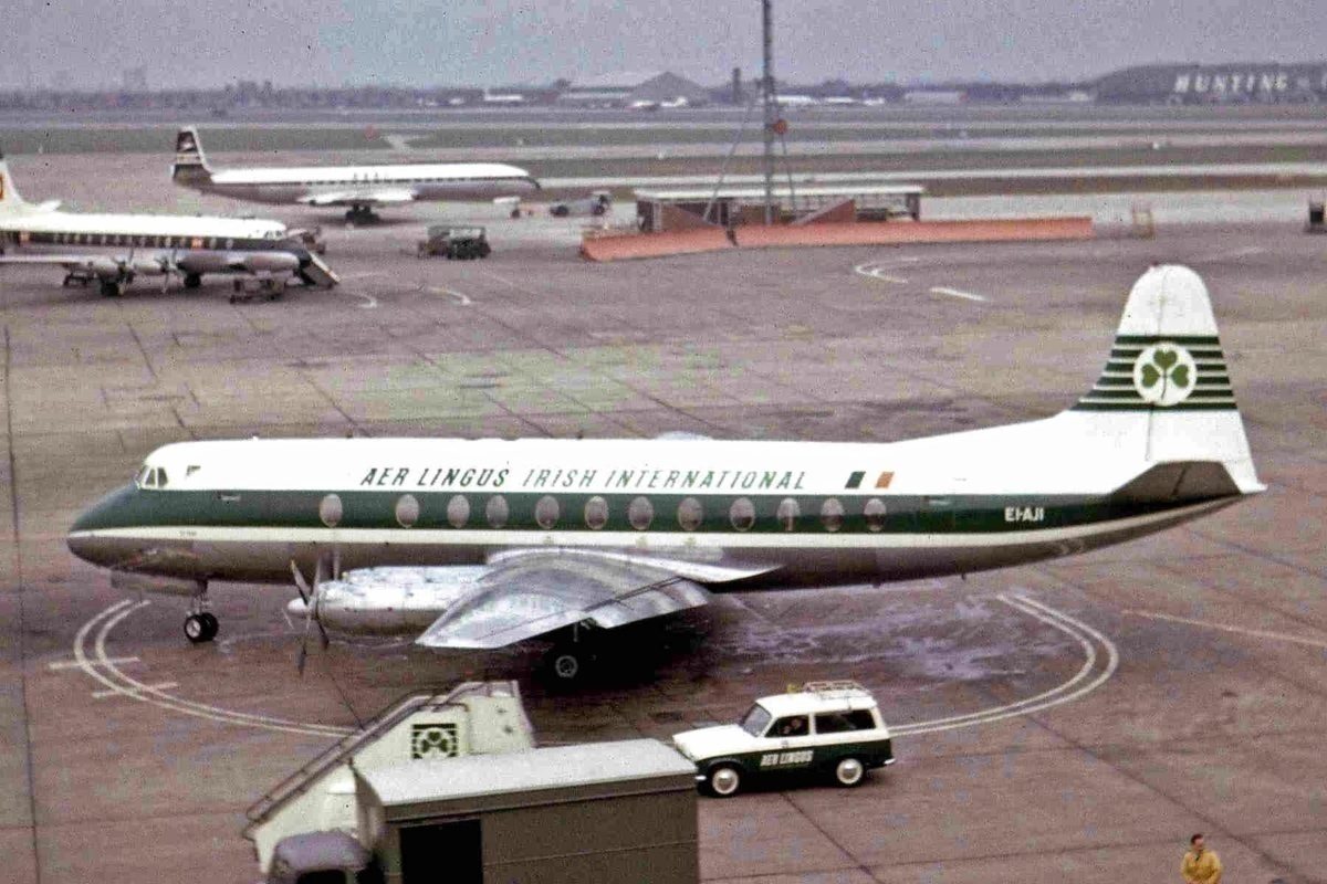 Aer Lingus Viscount