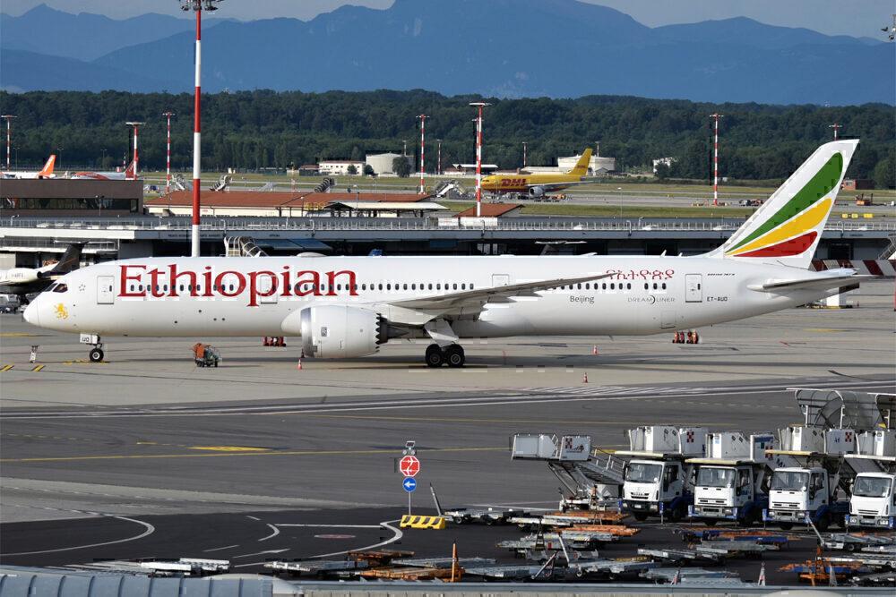 ethiopian 787-9