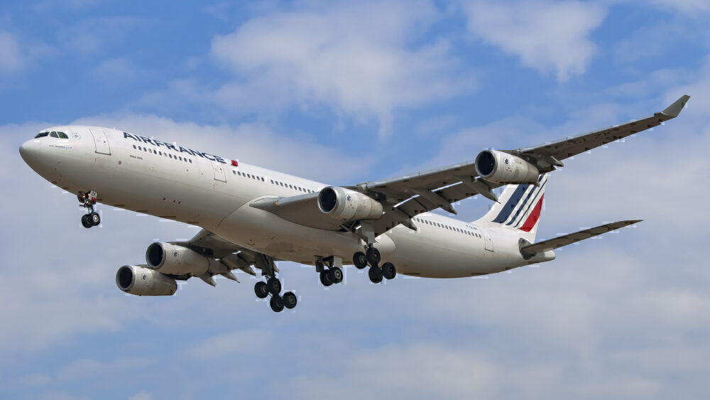 F-GLZK Air France