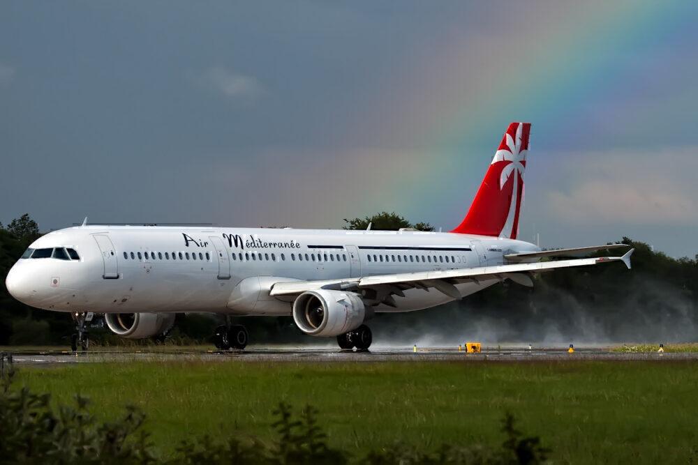 A321 Air mediterranee