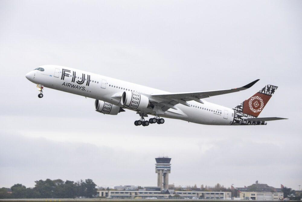 Fiji Airways Airbus A350