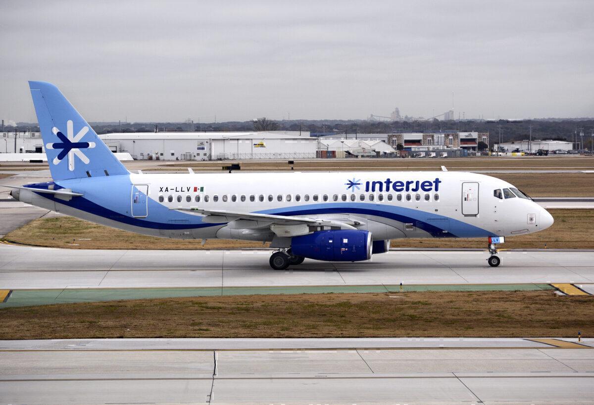 Interjet getty