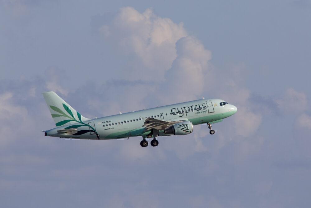 Cyprus Airways A319 Getty
