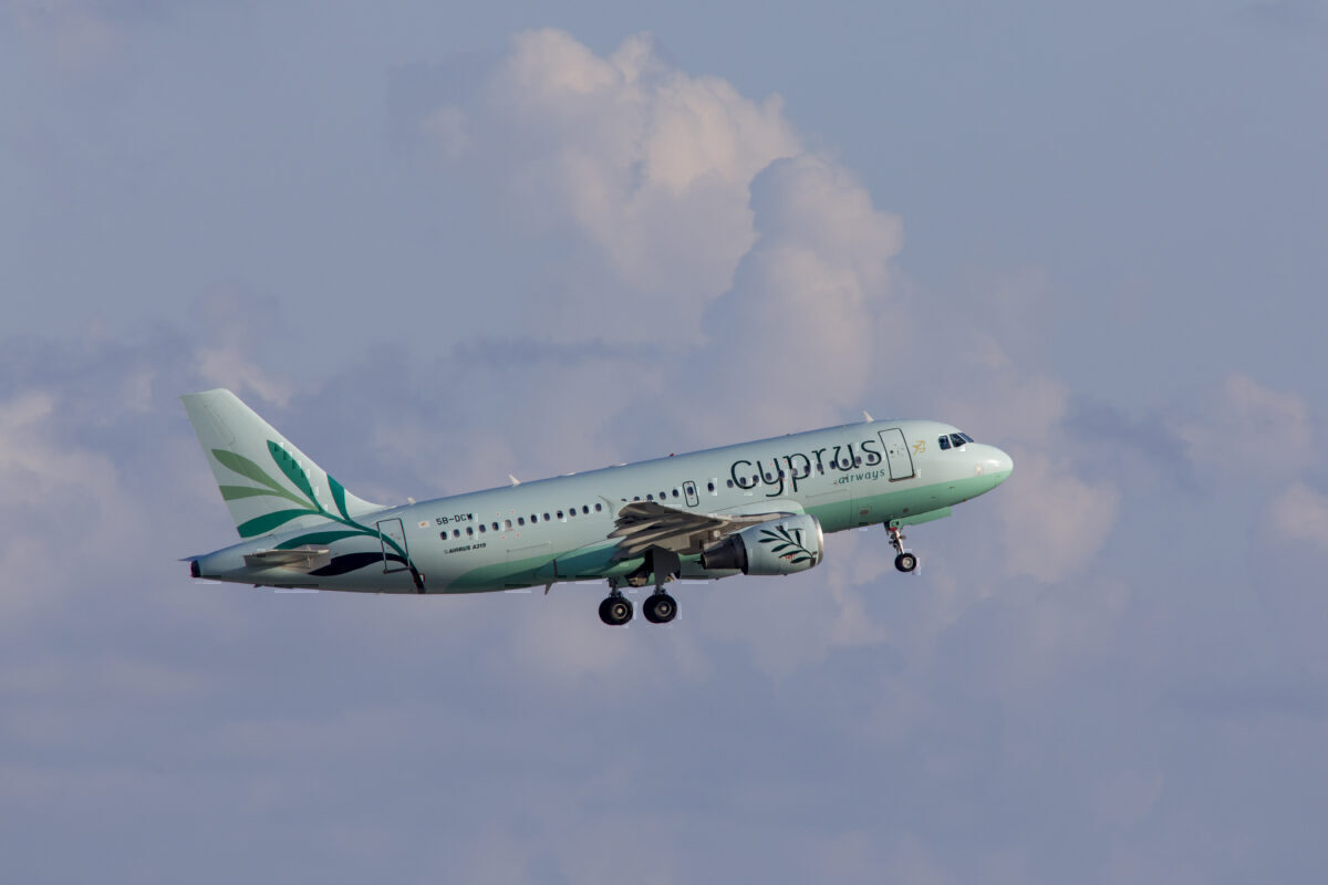 Cyprus Airways A319 Getty