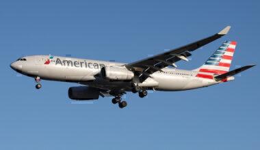 American A330 retirement