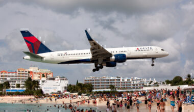 Delta Boeing 757 Getty