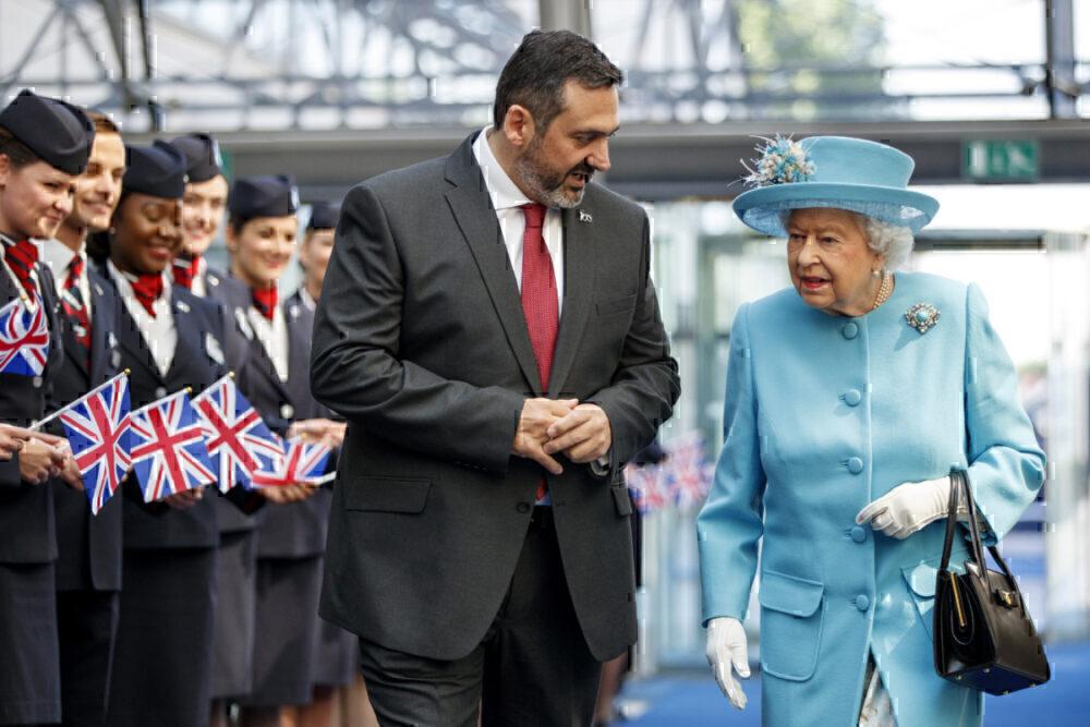British Airways chief quits top job