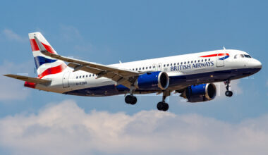 British Airways Airbus A320neo