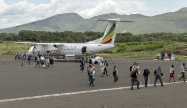 Ethiopian Dash 8-400