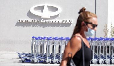 Argentina Getty