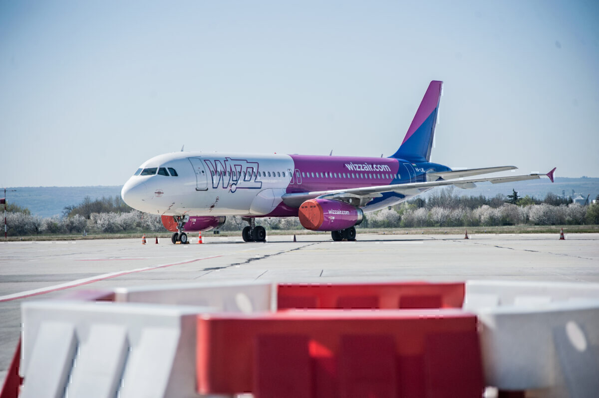 Wizz Air A320 Getty