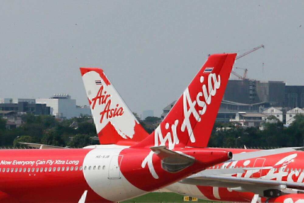 Air Asia X, AirAsia Getty