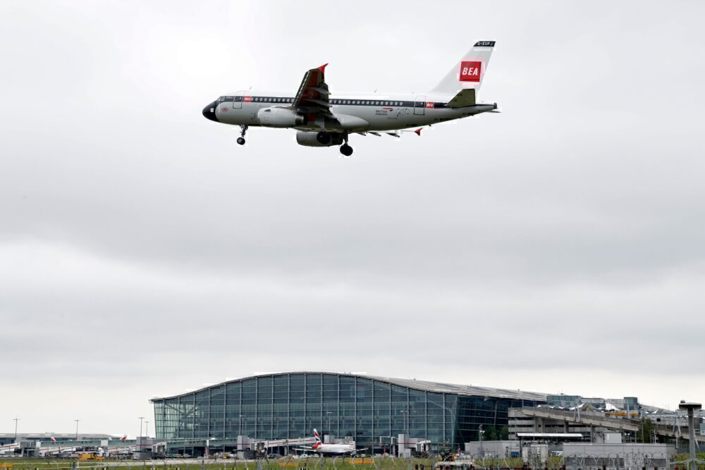 London Heathrow Airport, COVID-19 tests, Departing passengers