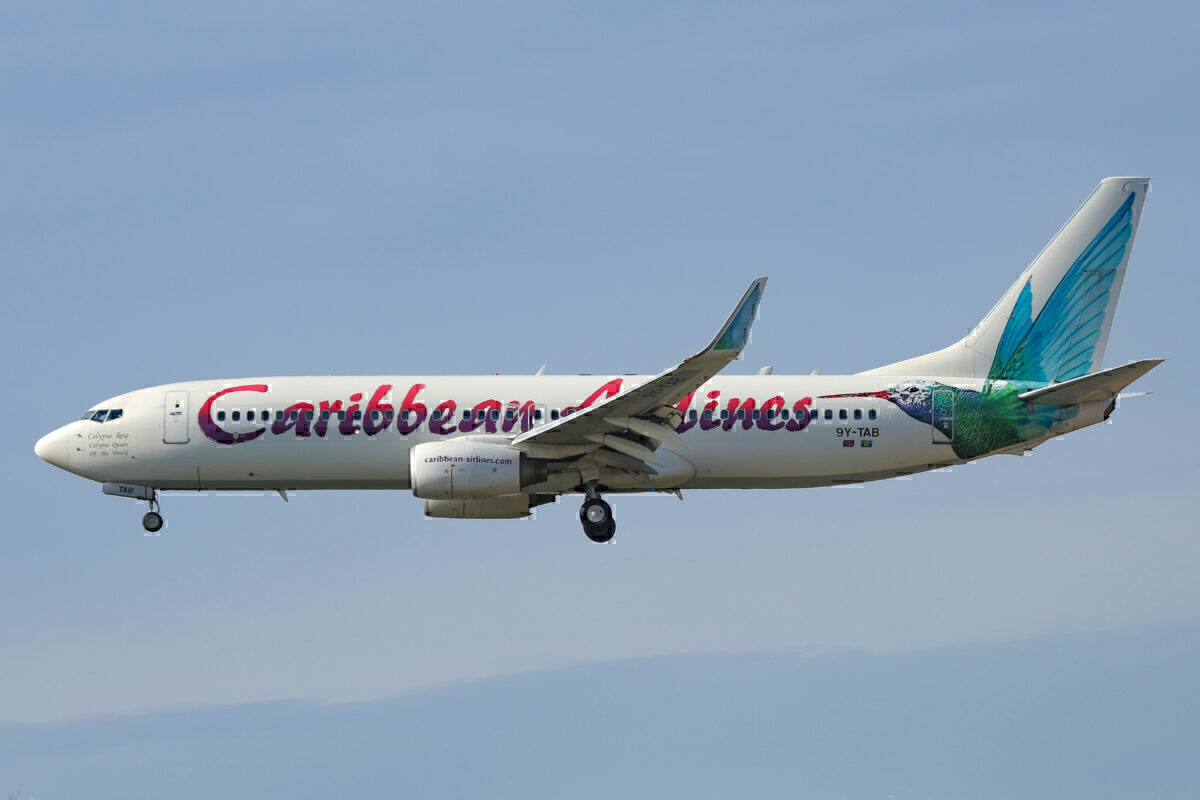 Caribbean Airlines Getty