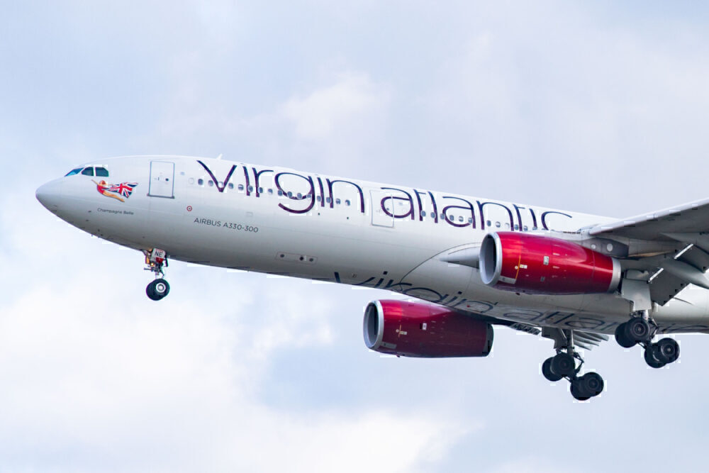 Virgin Atlantic, COVID-19, Crew Tests