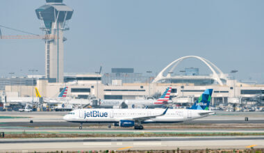 JetBlue American Getty
