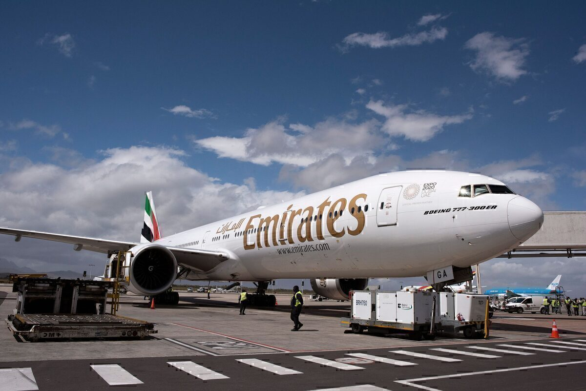emirates and airlink sign agreement