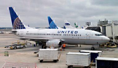 United plane getty