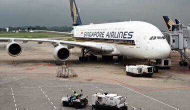 SINGAPORE-ECONOMY-AVIATION