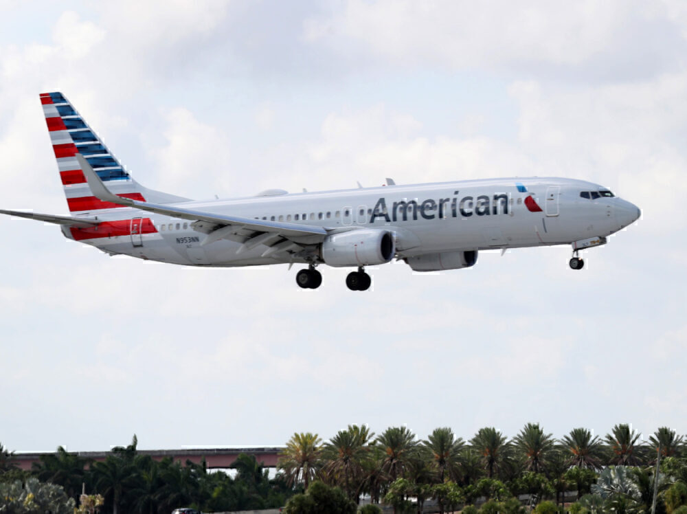 American Airlines getty