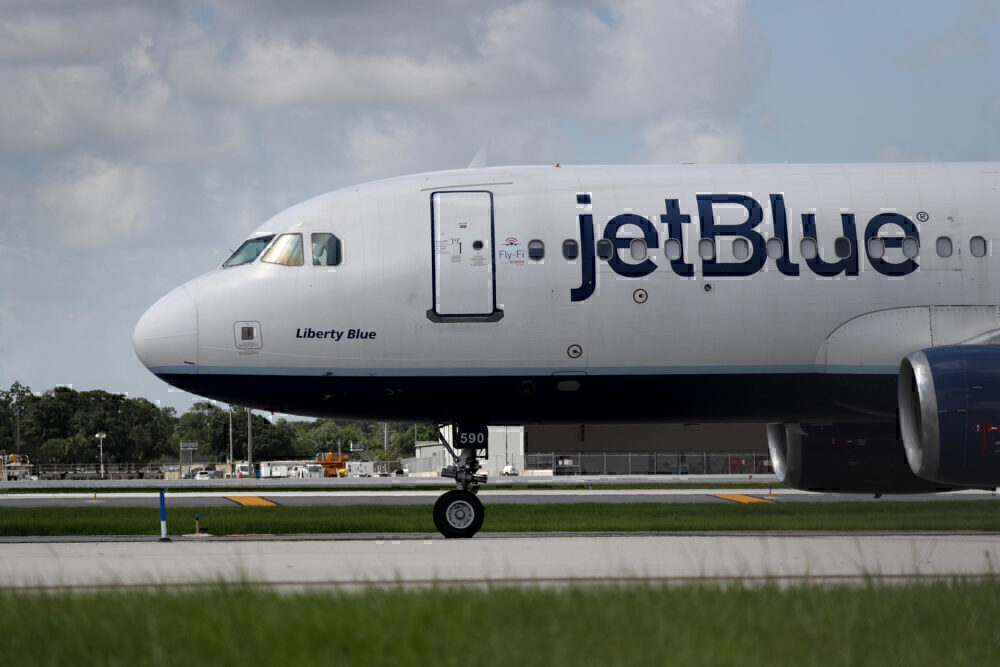 JetBlue, Ski Breaks, New Routes