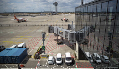 Berlin, Brandenburg Airport, New Airport